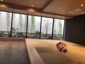 空庭温泉のスペース