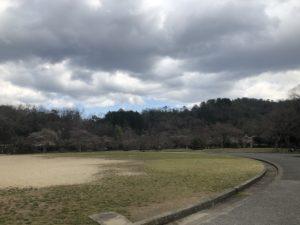 宝ヶ池公園の景色