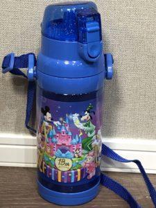 ディズニーの水筒