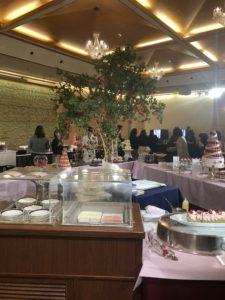 グランドプリンスホテル京都のいちごブッフェ