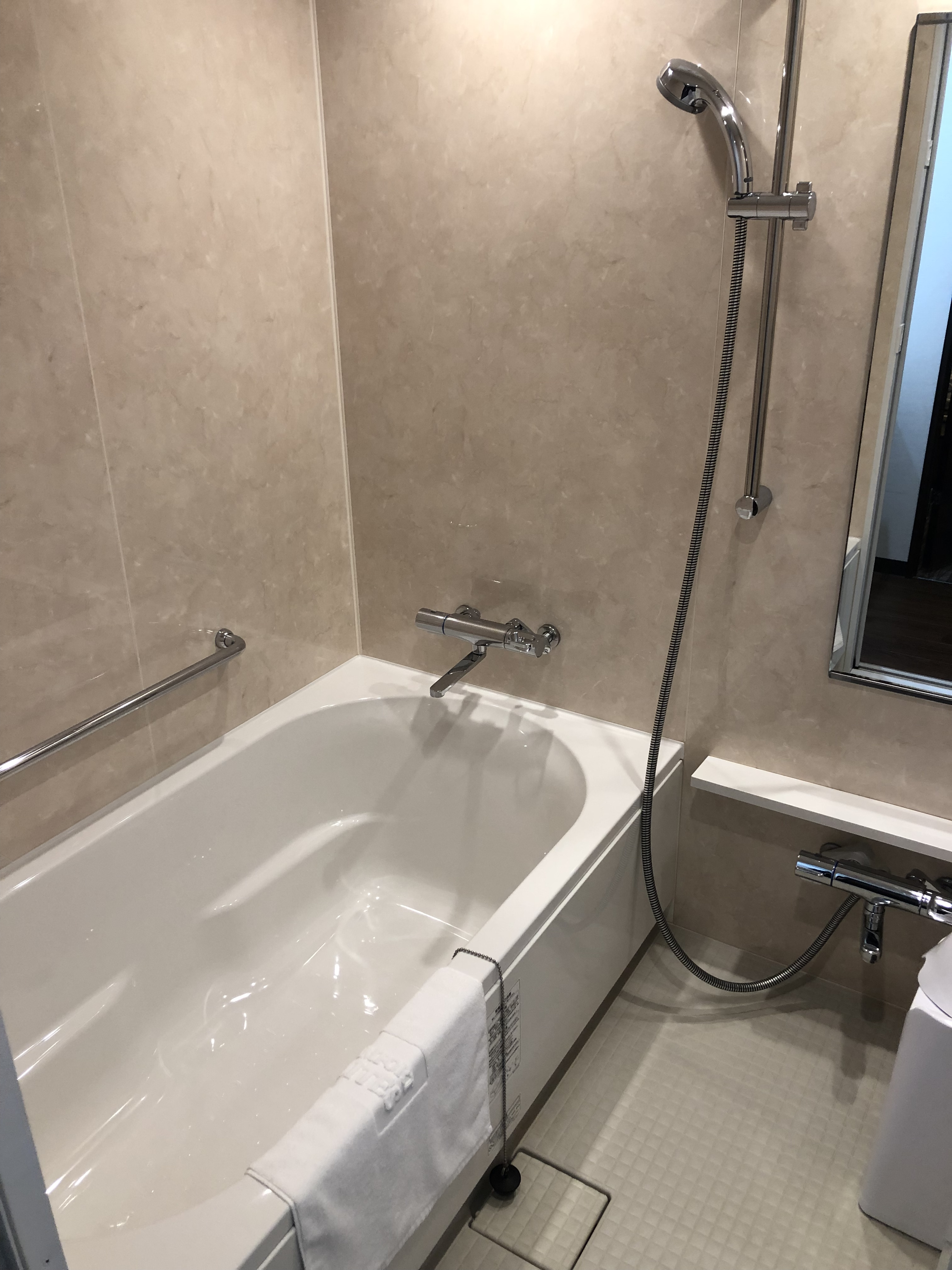 コンフォートスイーツ東京ベイ浴室