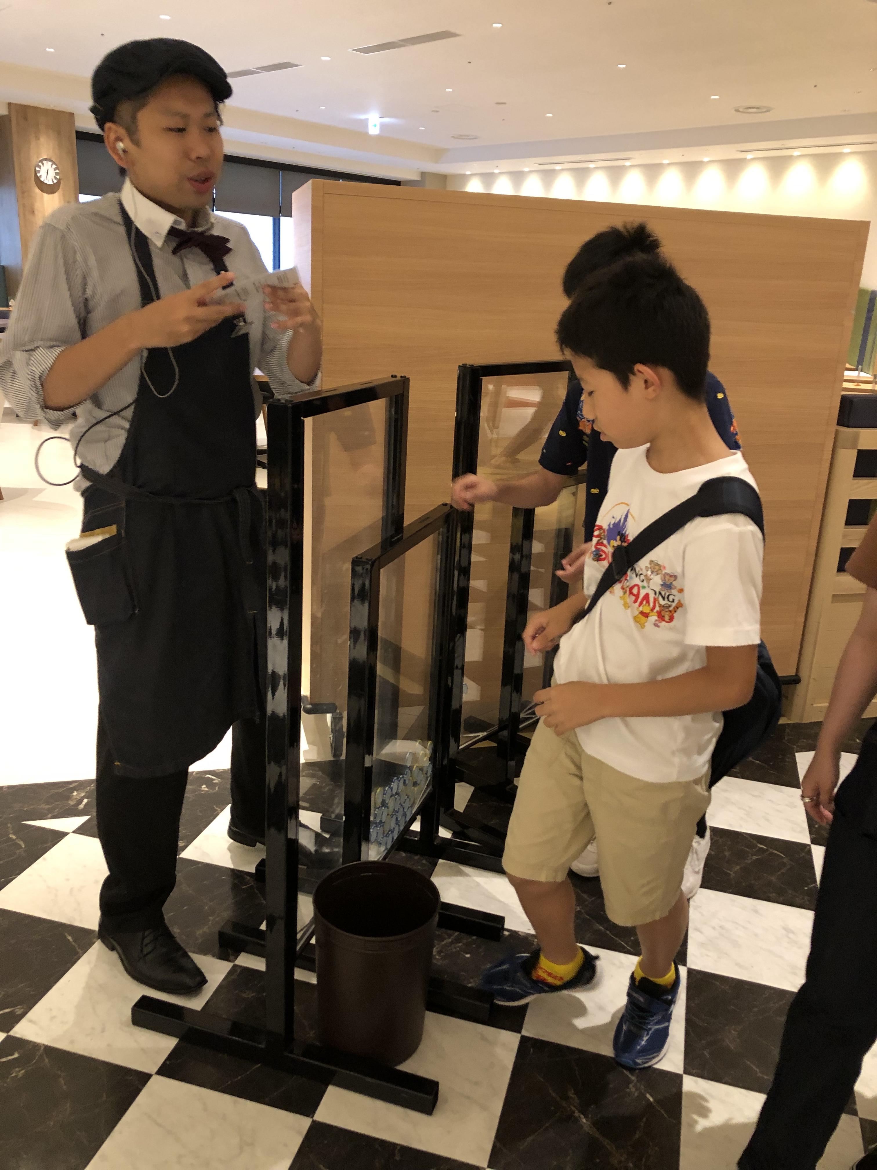 コンフォートスイーツ東京ベイ朝食
