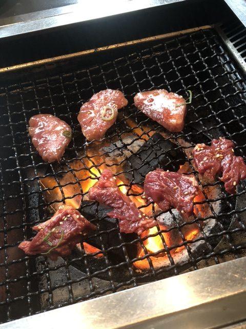 京橋の焼肉ランチ十八番