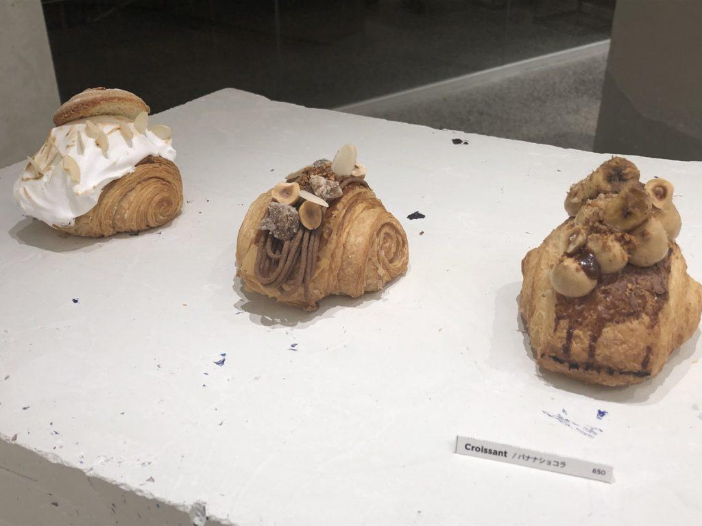 ラウカフェのパン