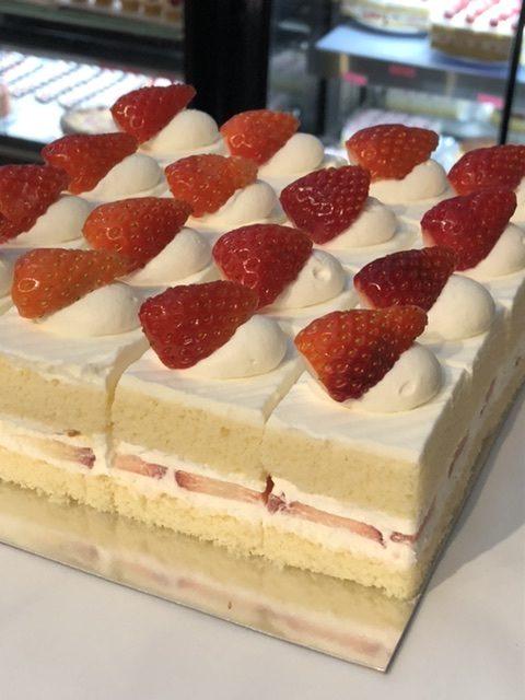 ブランドいちごのショートケーキ