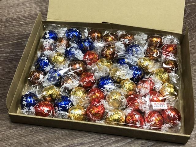 リンツ リンドールチョコレート最安値