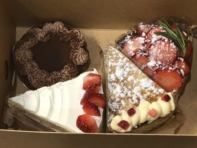 あmつひのケーキ