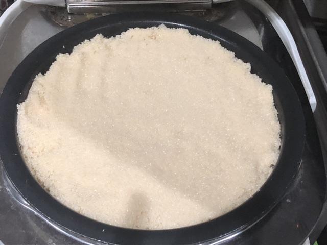 炊飯器で作る梅シロップ