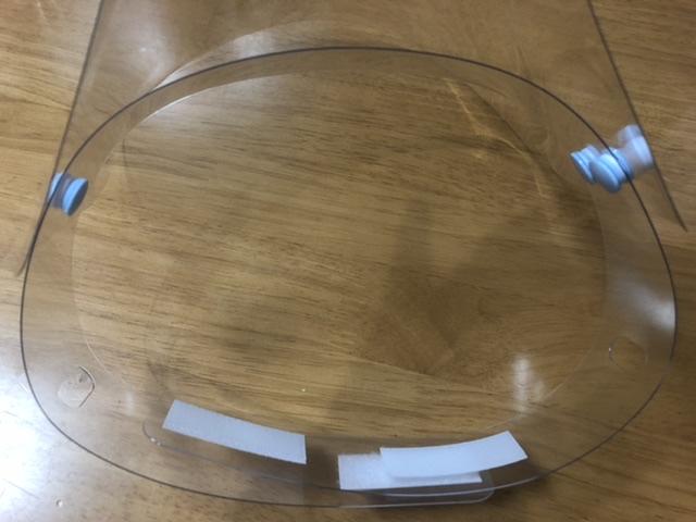 日本製フェイスシールド