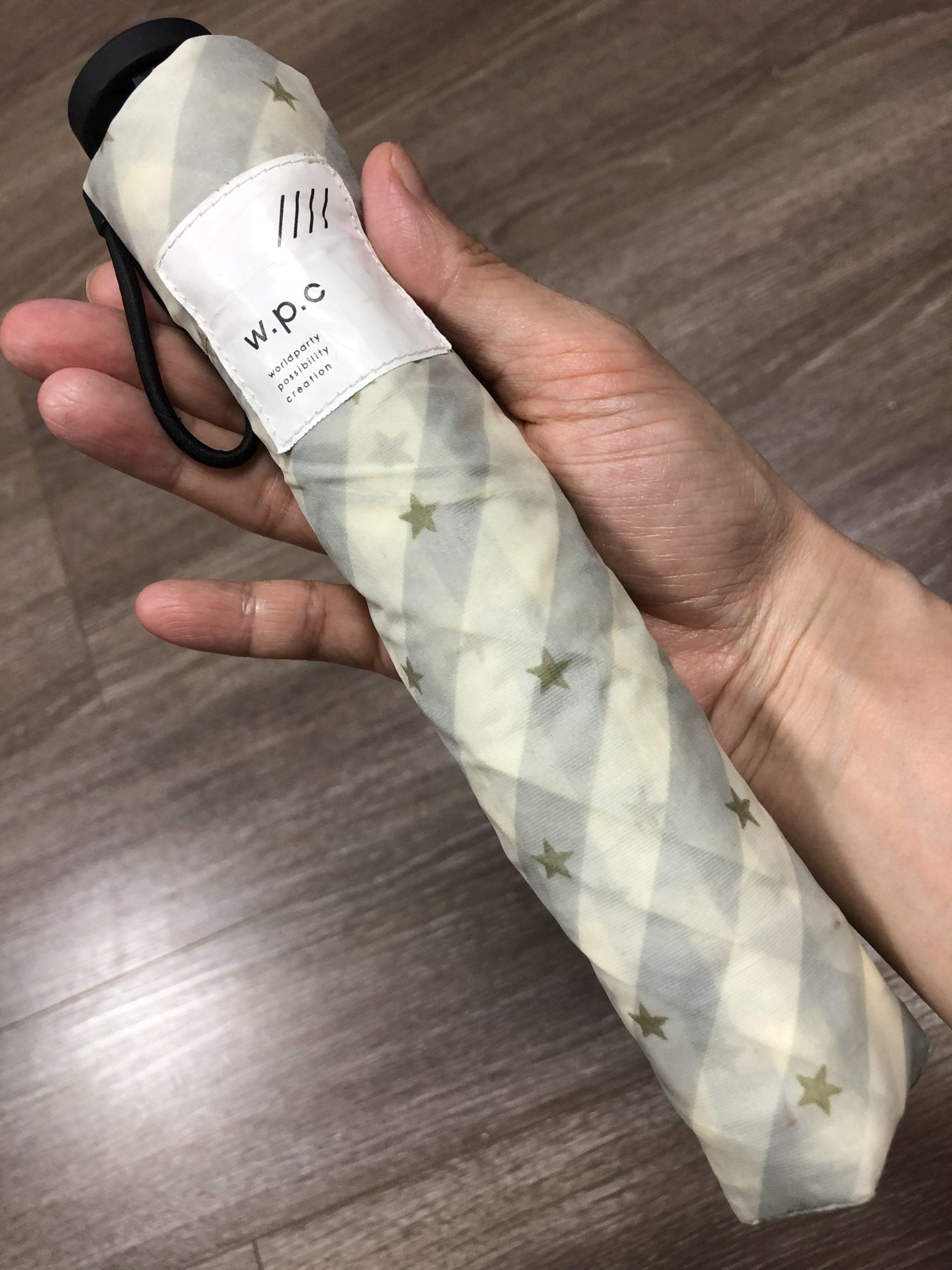 pwc折りたたみ傘