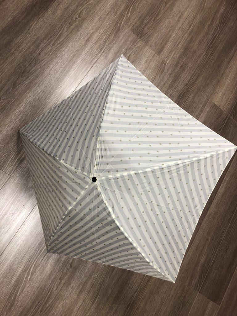 pwc軽量折りたたみ傘
